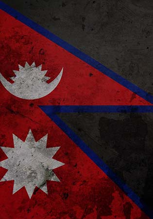 Sent self-defence troops to Nepal